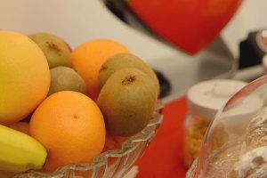 Tavolo colazione - Frutta